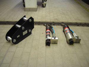 Fahrzeug und Ausrüstung Symbolleiste Ausrüstung