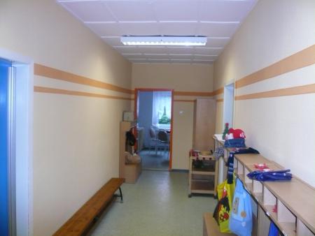 1. Etage Flur