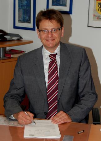 Bürgermeister Karl-Heinz Wagner