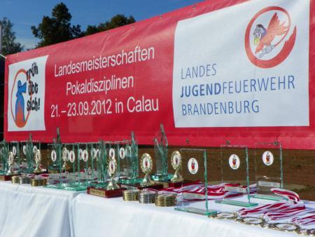 Landes-Jugendmeisterschaften 2012