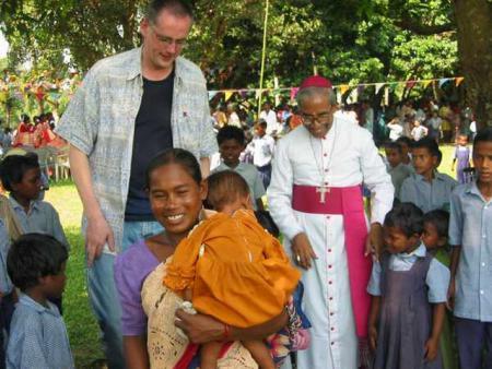 10 Jubiläumsveranstaltung 10 Jahre HfK mit Bischof Thomas D´Souza und Pfarrer Heimbrodt , Bönen (D),.jpg