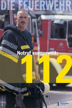 Notruf Europaweit