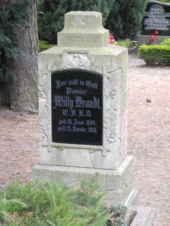 Pionier Willy Brandt