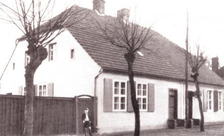 Uhrmacherhaus Friedrichsthal