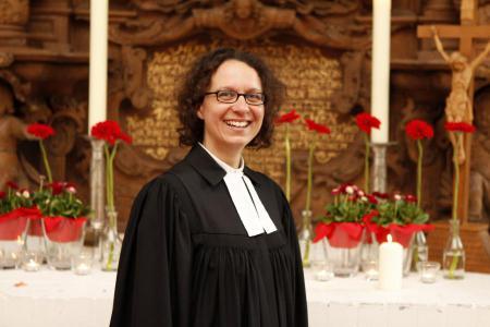 Pastorin Schlott