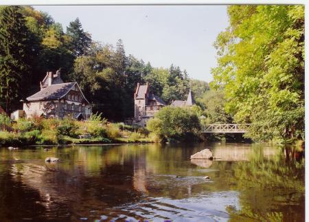 Treseburg - 3 Häuser