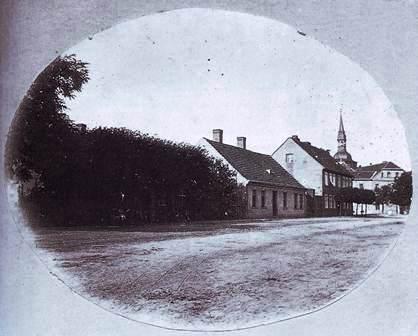 1880_Brandenburger Straße noch ohne Rathaus