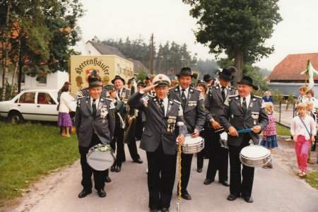 1981 Spielmannszug Wietze-Steinförde
