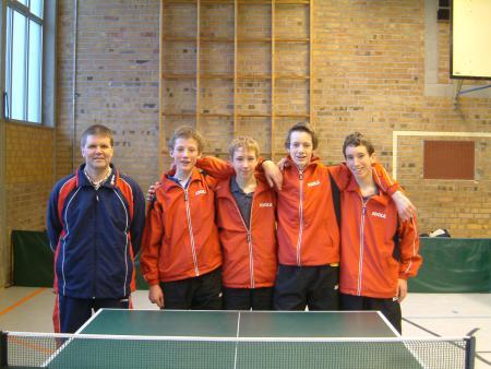 Mannschaft des Jahres 2008