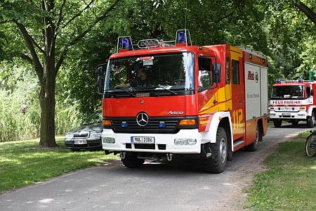 1 Tanklöschfahrzeug TLF 16 W 50