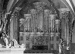 Prospekt der Borgentreicher Orgel von 1836-1950
