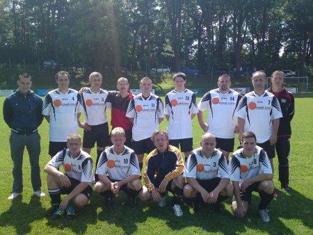 2. Mannschaft SV Lok Altenburg 2012-2013