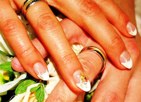 Hochzeitsnägel