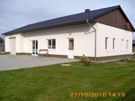 Feuerwehrgerätehaus und Dorfgemeinschaftshaus riedebeck
