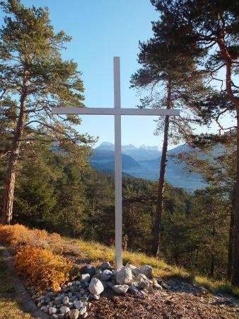 Der Tausch am Kreuz.JPG