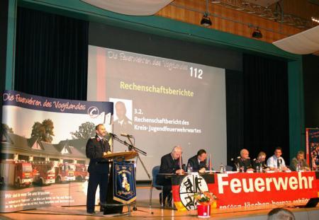 Bericht des Kreis- Jugendfeuerwehrwartes