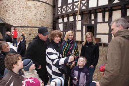Familienfreizeit 2012 - Burg Falkenstein