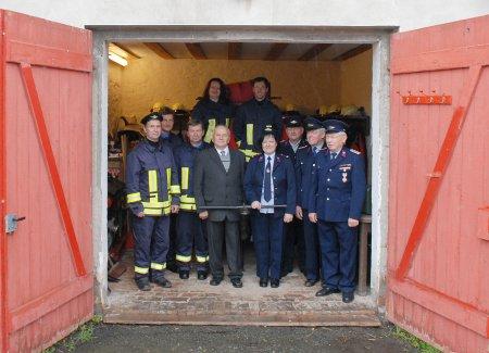 Freiwillige Feuerwehr Leuben