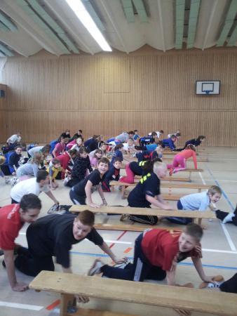 Sporttag der Jugend