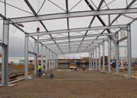 2013.01.30 Baustelle Neubau Gerätehaus Oschatz 3