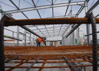 2013.03.27 Baustelle Neubau Gerätehaus Oschatz