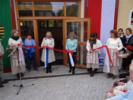Eröffnung Alte Steinsäge