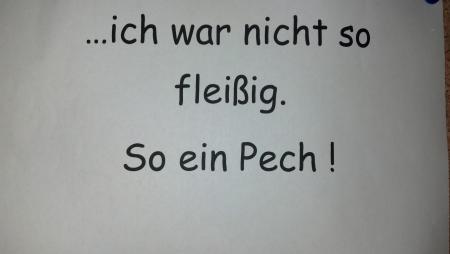 Klasse2.Pechmarie