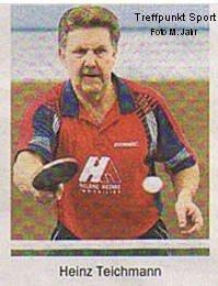 21. Sportlerumfrage Heinz Teichmann Bild