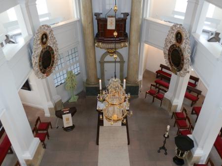 Kirche Hehlen Innenansicht