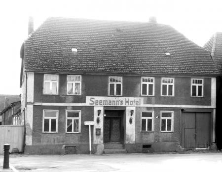 Das Seemann´s Hotel am Markt, 1983