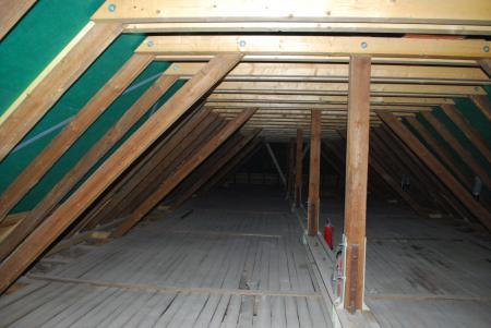Südflügel Dachgeschoss