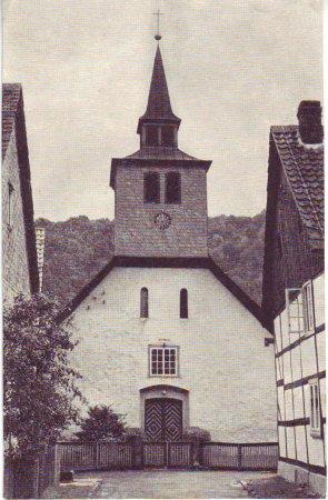 Kirche Pegestorf