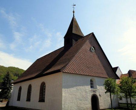 Kirche Grave