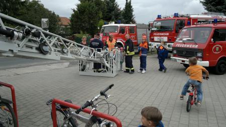 Feuerwehr zum Anfassen 2011