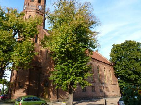 Kirche Niemegk 2