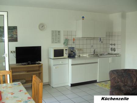 Küchenzeile (im Wohnraum)