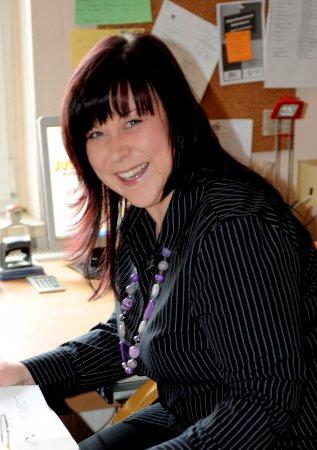 Nancy Schuder; Foto: Nico Kiesel (TA)