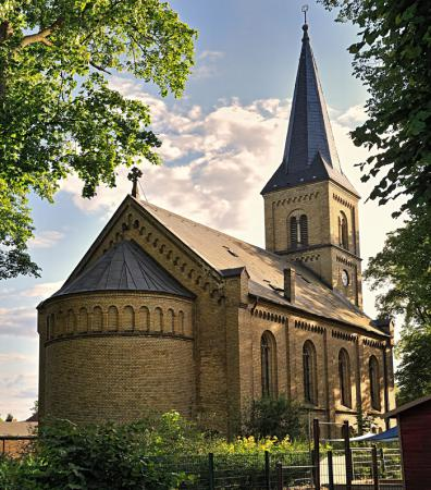 Dorfkirche Schmachtenhagen