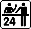 24h-Rezeption