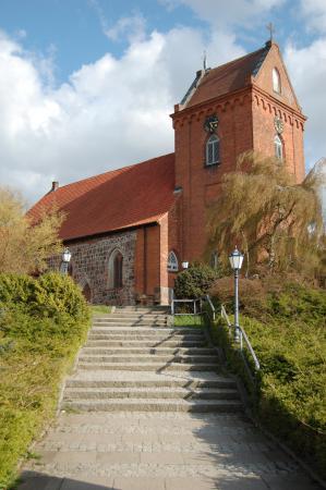 Die Kirche auf dem Berg