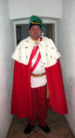 Uniform weiß