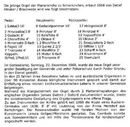 3. Orgel