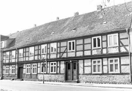 Das Pfarrhaus 1977