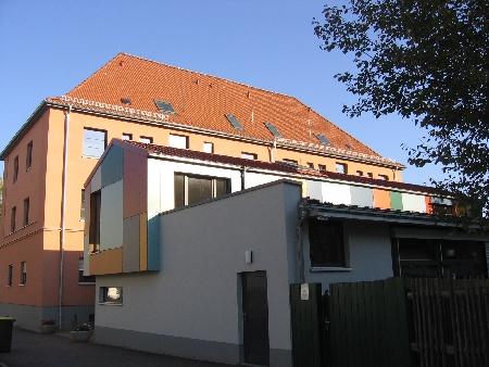 Anbau Kita -Stephan-Roth-Straße- Zwickau