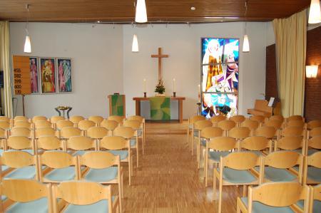Die Mönkeberger Kirche