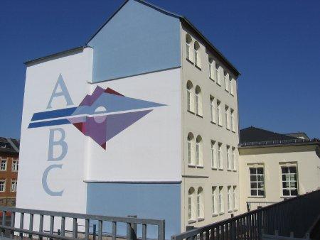 Dämmputz und Vollwärmeschutz Gerhard-Hauptmann-Schule Werdau