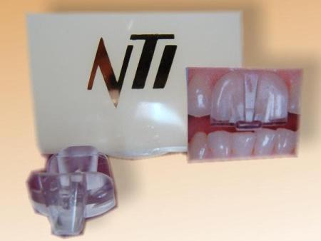 NTI-tss-Aufbissschiene