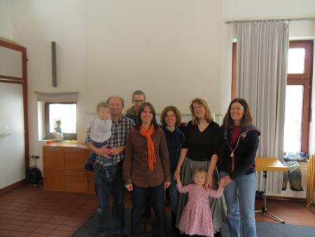 Das Kindergottesdienst Team