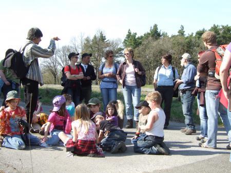 Förderkreiswanderung 26.04.2010