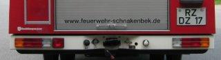 2003 die neue Internetadresse der FF SKB